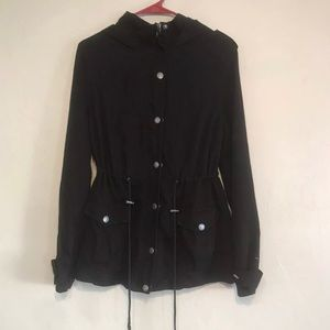 Cotton On women's black outer wear jacket size S